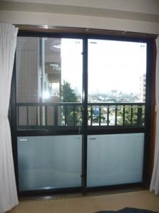 ガラス 窓
