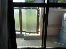 空き巣 窓